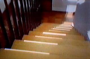 Kathleen Peterson Staircase